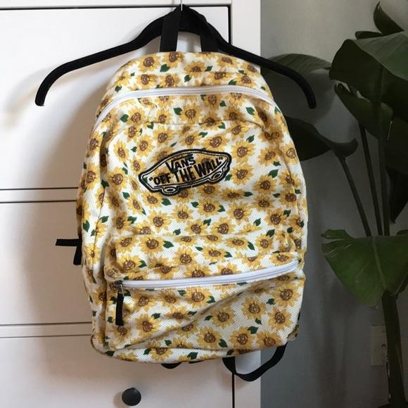 73074d073 Vans sunflower backpack. M_5aa5cc9cfcdc314b99ffd379